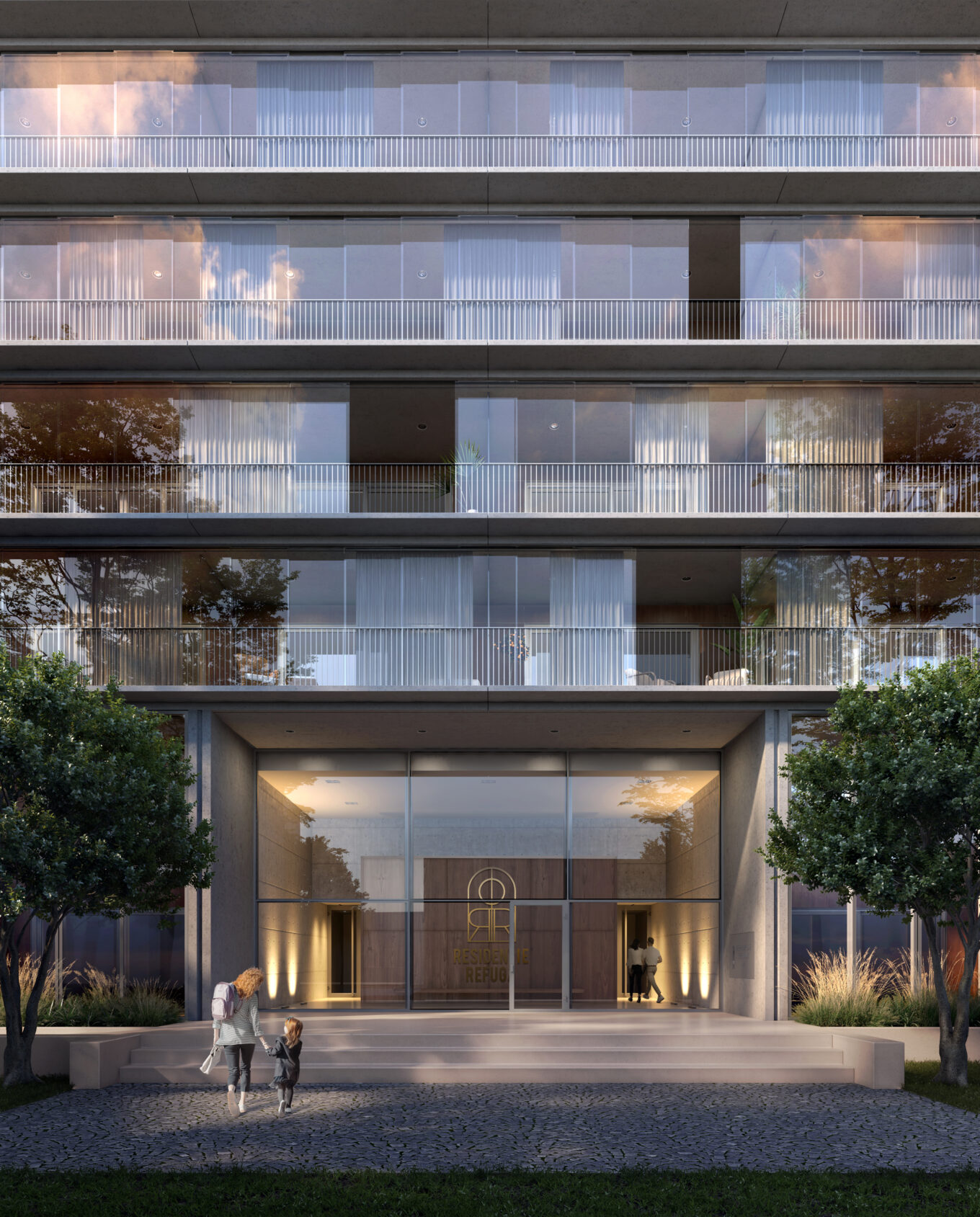 7655 kolmont refuga images exterior C5 Urban Villa final
